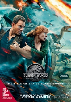 """Jurassic World: Fallen Kingdom"" (2018) PL.BDRiP.x264-PSiG"