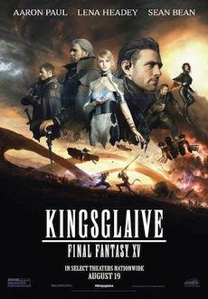 """Kingsglaive: Final Fantasy XV"" (2016) WEB-DL.x264-FGT"