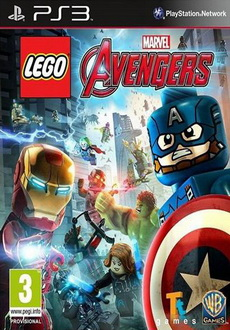 """LEGO Marvel's Avengers"" (2016) PS3-PROTOCOL"