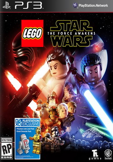"""LEGO Star Wars: The Force Awakens"" (2016) PS3-DUPLEX"