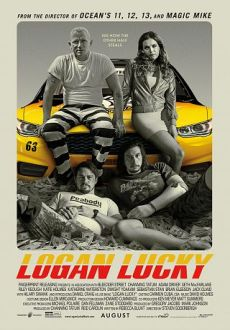 """Logan Lucky"" (2017) BDRip.x264-GECKOS"