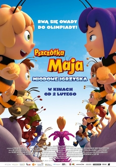 """Maya the Bee: The Honey Games"" (2018) PLDUB.BRRiP.x264-PSiG"