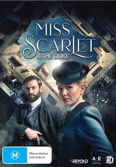 """Miss Scarlet and the Duke"" [S01] DVDRip.x264-PFa"