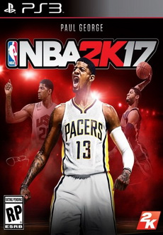 """NBA 2K17"" (2016) PS3-DUPLEX"