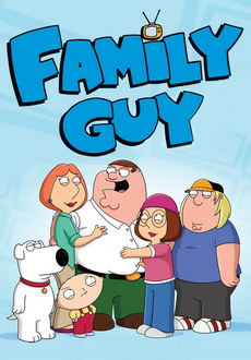 """Family Guy"" [S13E08] HDTV.x264-KILLERS"