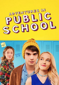 """Adventures in Public School"" (2018) BDRip.XviD.AC3-EVO"