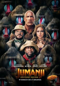 """Jumanji: The Next Level"" (2019) PL.BDRip.x264-PSiG"