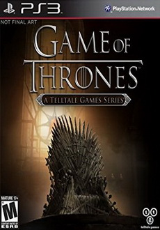 """Game of Thrones: A Telltale Games Series"" (2015) PS3-DUPLEX"