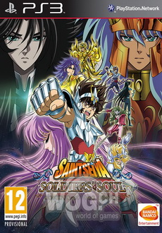 """Saint Seiya: Soldiers' Soul"" (2015) PS3-DUPLEX"