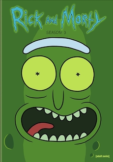 """Rick and Morty"" [S03] BDRip.x264-PHASE"