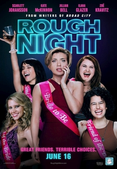 """Rough Night"" (2017) HDTS.x264.MP3-NoGrp"