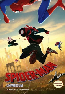 """Spider-Man: Into the Spider-Verse"" (2018) PLDUB.BDRiP.x264-PSiG"