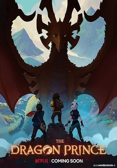 """The Dragon Prince"" [S01] WEB.x264-CRiMSON"