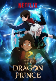 """The Dragon Prince"" [S02] WEB.x264-STRiFE"