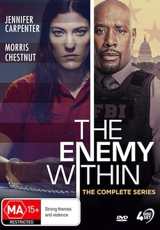 """The Enemy Within"" [S01] DVDRip.x264-PFa"