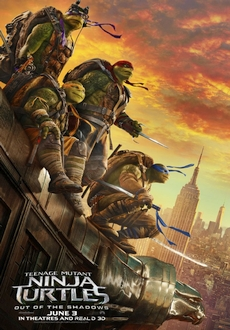 """Teenage Mutant Ninja Turtles: Out of the Shadows"" (2016) WEB-DL.x264-FGT"