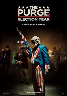 """The Purge: Election Year"" (2016) PL.BDRiP.x264-PSiG"