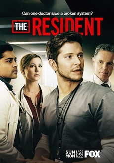 """The Resident"" [S01E01] WEB.x264-CookieMonster"